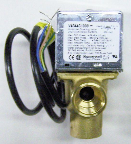Honeywell V4044C 1098 diverter valve 3/4
