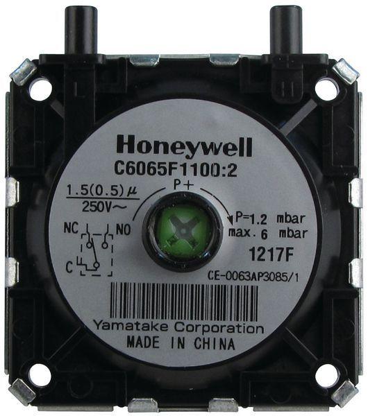 Honeywell C6065F1100 air pressure switch