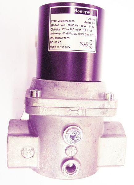 Honeywell ve4032a1000 1.1/4 bsp gas solenoid valve
