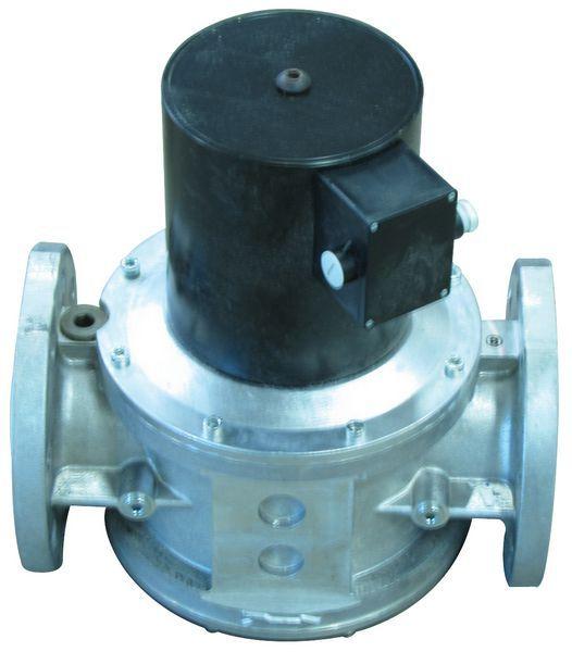 Honeywell ve4100b 3000 4 240v flanged solenoid gas valve