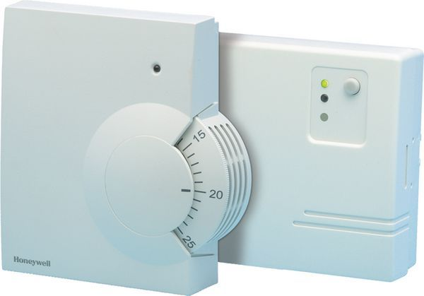 Honeywell Y6630D wireless analogue room thermostat
