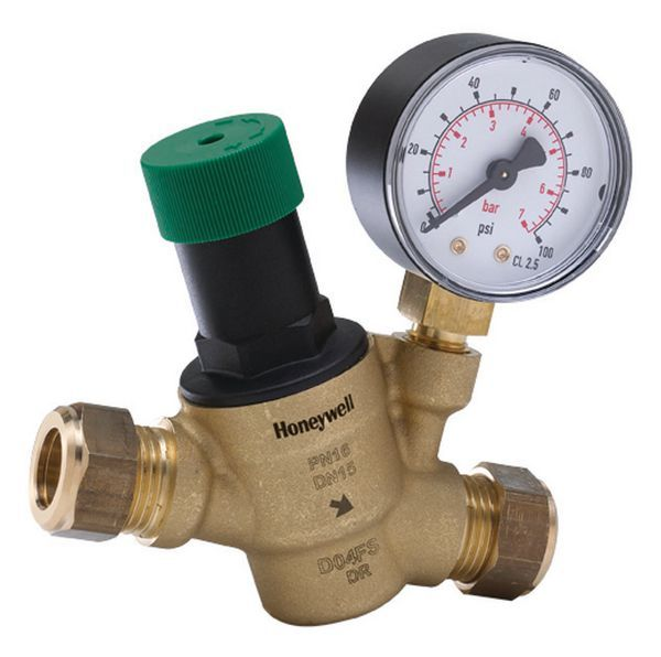Honeywell D04FS-ZC 15 pressure reducing valve (1 pack)