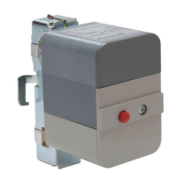 Honeywell L6190C 2004 meter reading limit thermostat 25-95c
