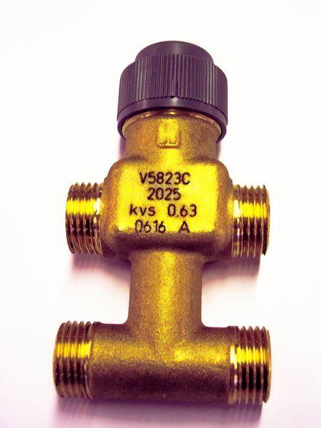 Honeywell V5823C2025 4 port valve dn15 15mm kv=0.63