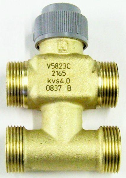 Honeywell V5823C2157 4 port valve dn20 22mm kv=2.5