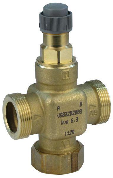Honeywell v5832b2083 valve 2 port 25mm cv6.3