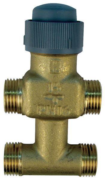 Honeywell V5833C1033 4 port valve cv=1.6 dn15