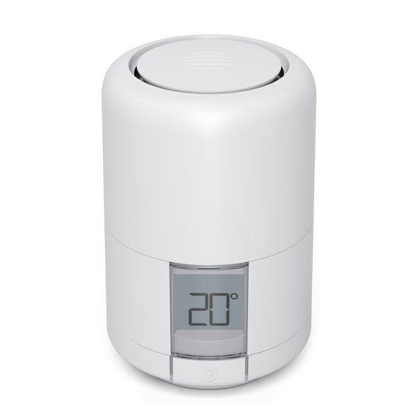 Hive radiator control head