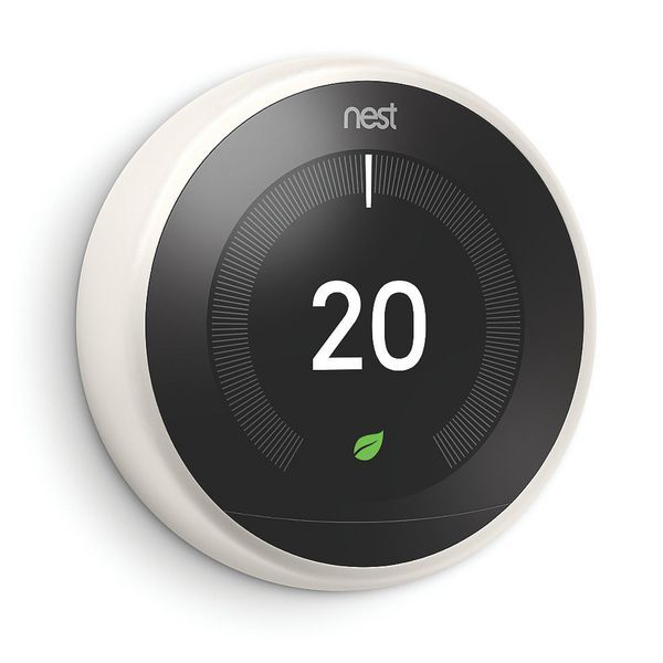 Exertis Nest 3rd Generation thermostat White