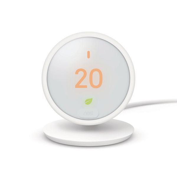 Exertis Nest thermostat 117 x 81 x 94mm White