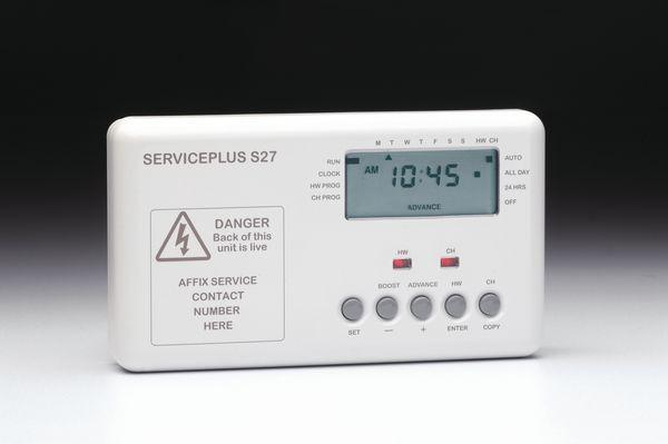 Horstmann Serviceplus S27 7 day programmer