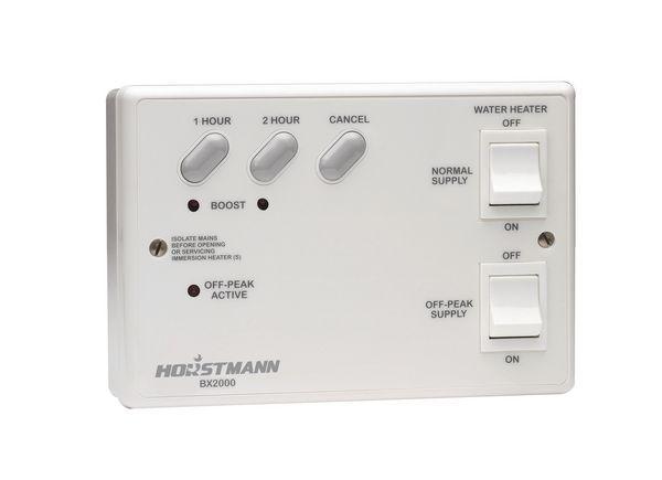 Horstmann BX2000 electronic boost control