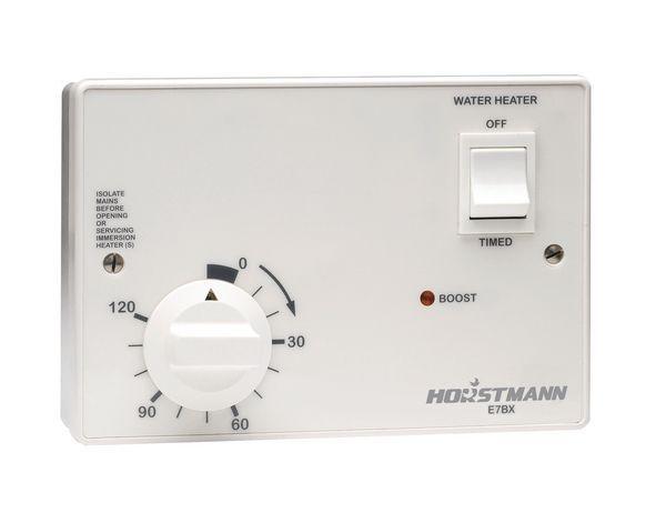 Horstmann E7BX 2hr boost with control