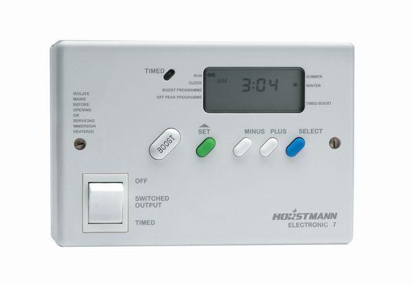 Horstmann 7day electronic economy timer