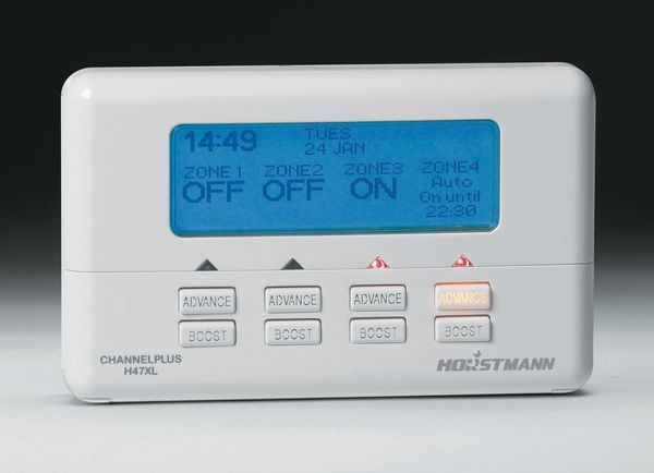 Horstmann H47XL 7 day 4 channel electronic programmer