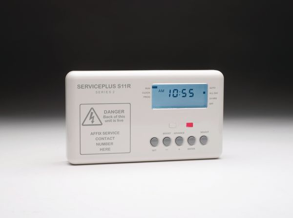 Horstmann Serviceplus S11R 24hr time switch