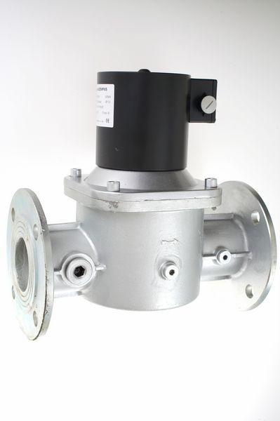 Fantini Banico ZEVF80 gas solenoid valve automatic-reset 80mm 230v