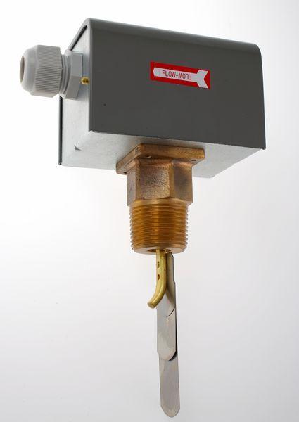 Center heavy duty water flow switch fsl1