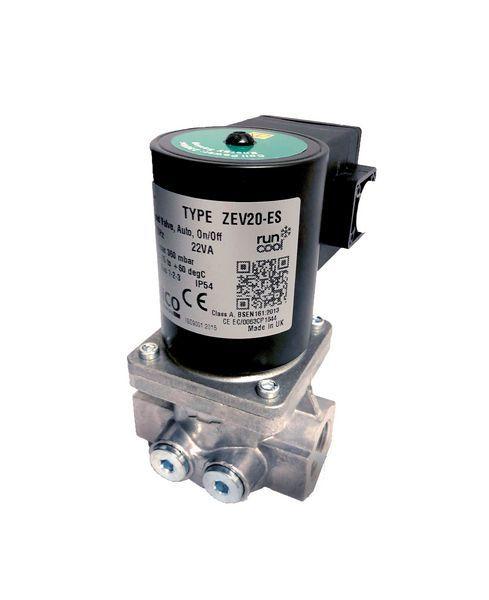 Fantini Banico gas solenoid valve automatic-reset 6 230v