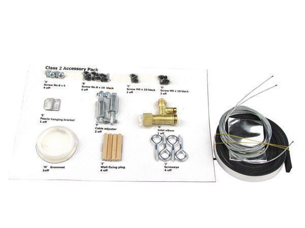 Dimplex Valor 5111540 fixing kit