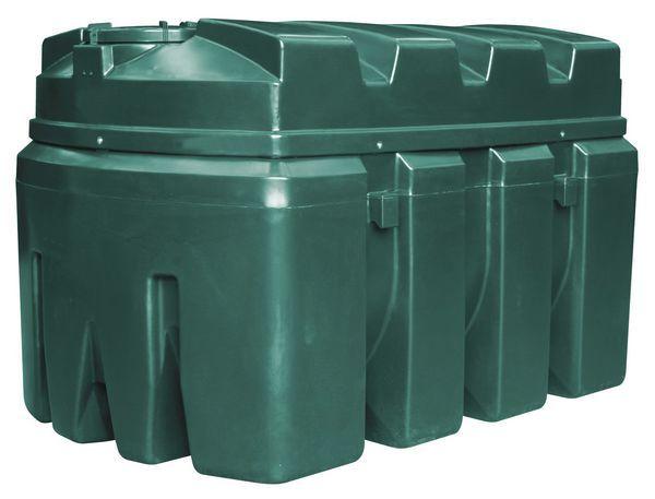 Titan Ecosafe oil tank 2500ltr