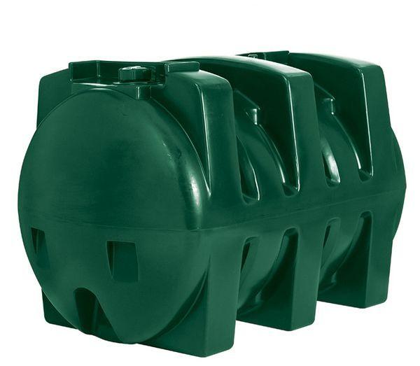Kingspan Titan H1300 plastic oil storage tank