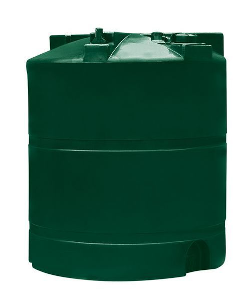 Titan V1300 plastic oil storage tank