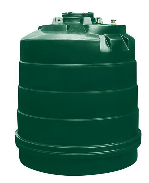 Titan V5000 plastic oil storage tank