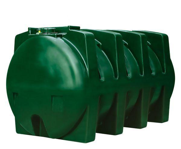 Kingspan Titan H1800TT talking plastic oil tank