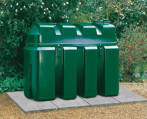 Kingspan Titan EcoSafe ES2500T plastic oil tank