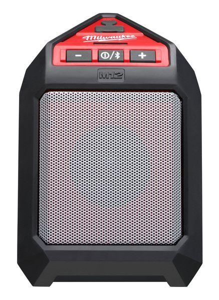 Milwaukee M12 bluetooth speaker 12v 80w