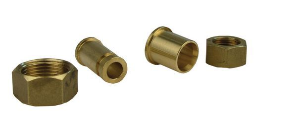 Worcester Bosch 87161205070 coupling assembly