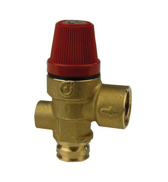 Bosch Worcester 87161424220 pressure relief valve