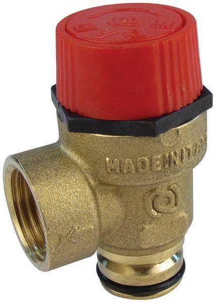 Baxi 248056 safety valve 3bar