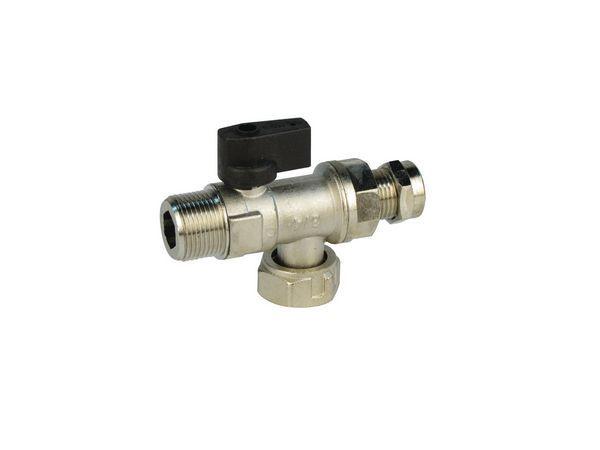 Baxi 248225 isolation return tap