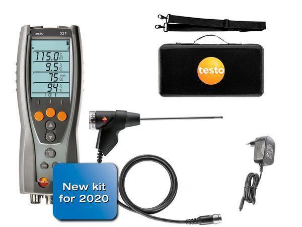 Testo 327-1 standard kit