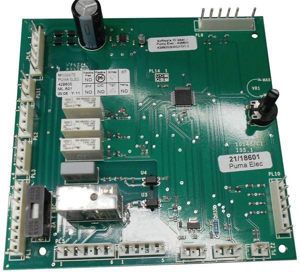 Potterton 21/18601 control modulation printed circuit board