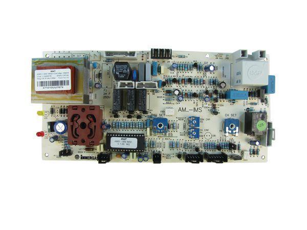 Alpha 1.025576 printed circuit board