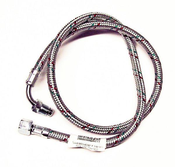 Bosch Worcester 87161153120 oil hose hnbr 900mm