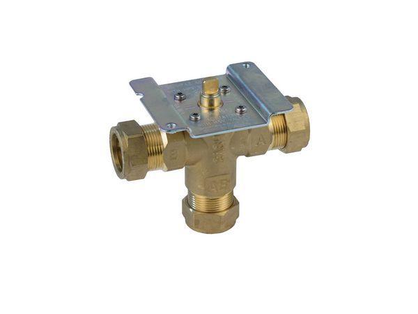 Bosch Worcester 87161084860 3 port valve body