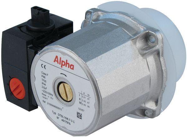 Alpha 1.024097 pump head