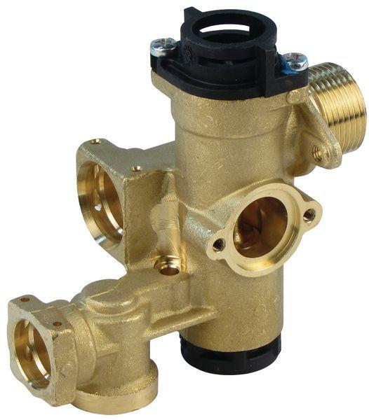 Alpha 3.015562 diverter valve assembly