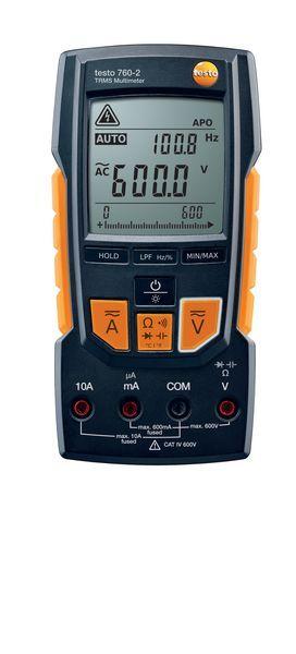 Testo 760-2 TRMS multi-meter