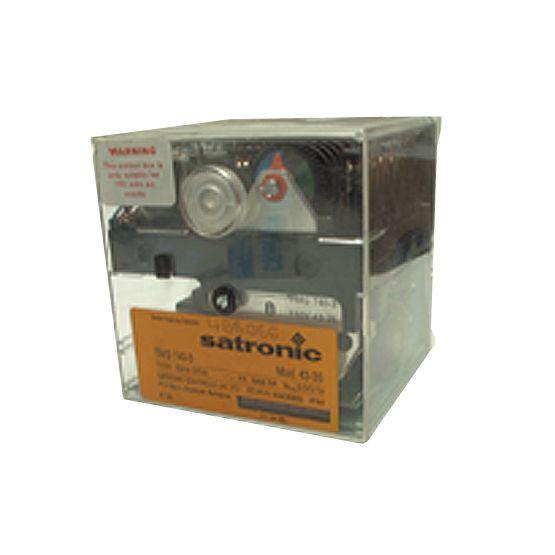 Satronic 08223U control box 110v