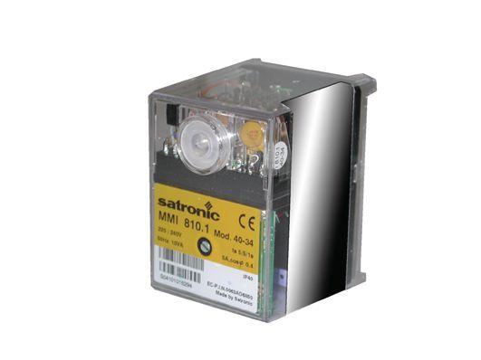 Honeywell Satronic 0620820U module timing control box 240v