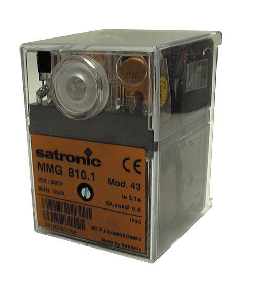 Honeywell Satronic 0642520U control box 240v