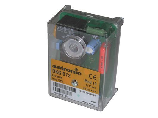 Satronic 0332010U gas control box 240v