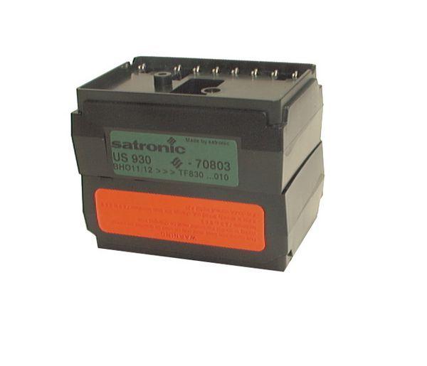 Honeywell Satronic 70803U adaptor base