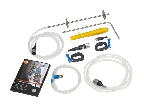 Testo CPA1 accessory kit for flue gas analysers