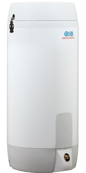Oso Hotwater Supercoil indirect cylinder 210ltr